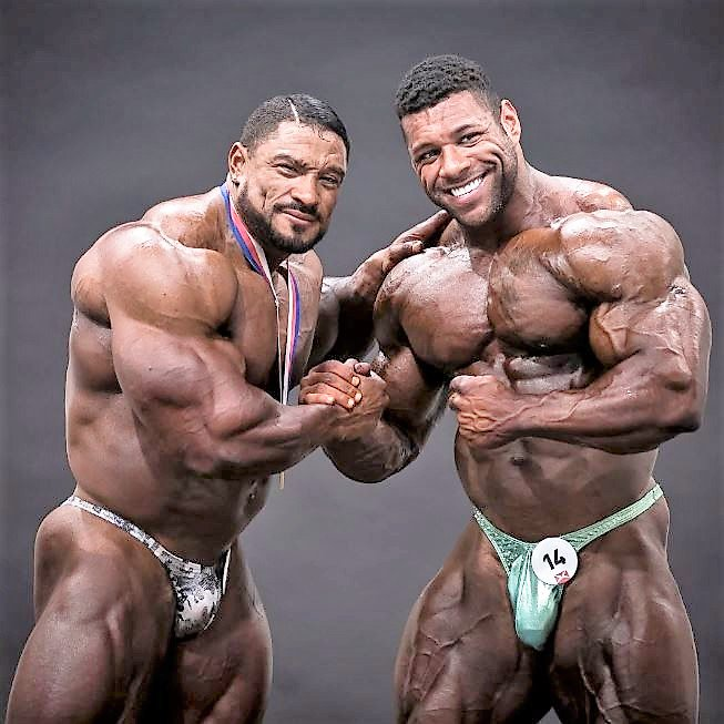 BIGGEST BULGES IN BODYBUILDING
