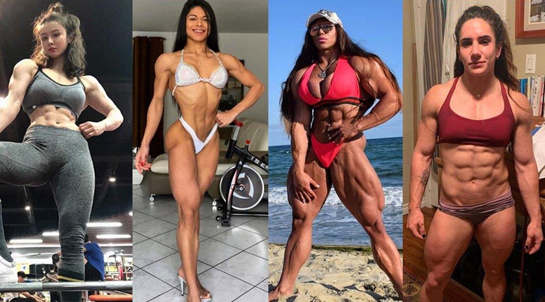 bodybuilding pictures female
